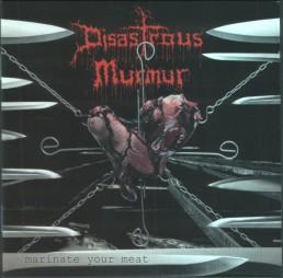 Disastrous Murmur Marinate your meat