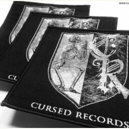 Cursed Records official merchandise