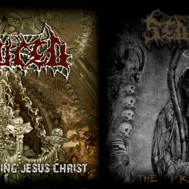 Seduced Discography Cursed Records