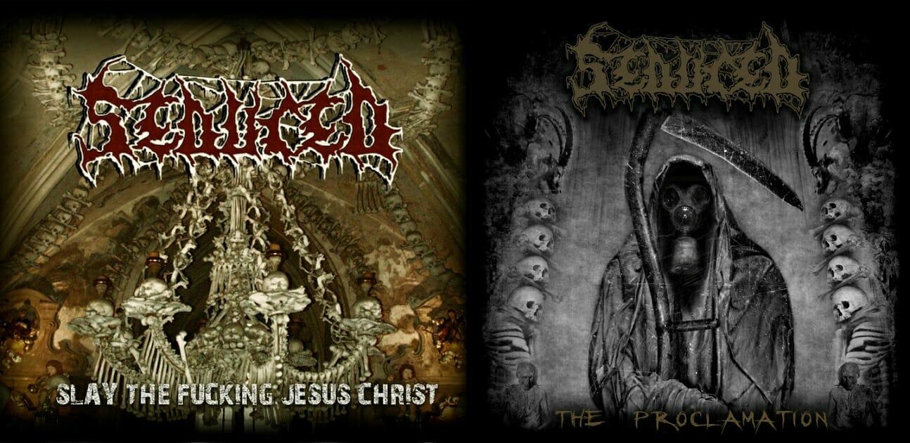 Seduced Discography Cursed Records