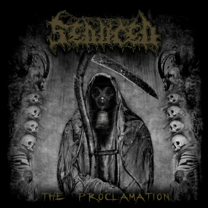 Seduced - The Proclamation - Cursed Records