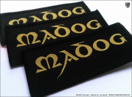 Madog Aufnäher Patch Cursed Records