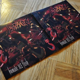 Profanity Cursed Records Vinyl