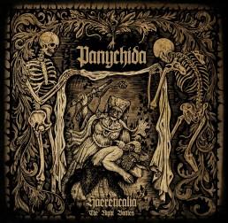 Panychida Haereticalia - The Night Battles Cursed Records 2016
