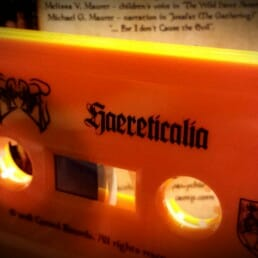 Panychida Tape Cursed