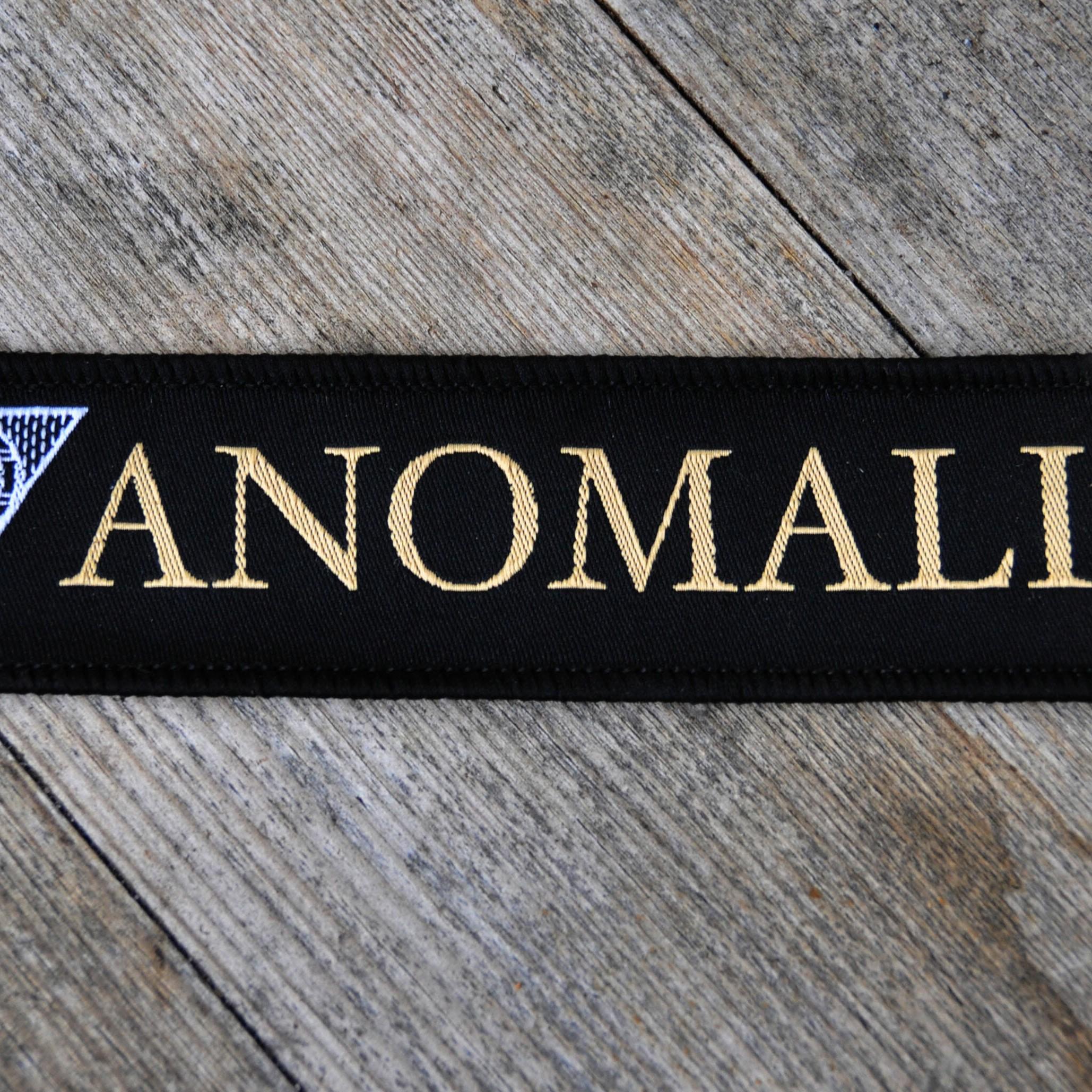 Anomalie Cursed Records