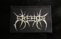 Erebos Logo Patch - Cursed Records Store